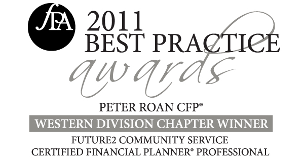 Peter Roan Award for CFP and Future2
